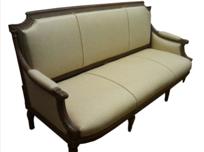 the upholstery studio offers a full upholstery service to revive